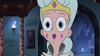 S2E41 Queen Moon looking surprised