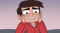 S3E19 Marco Diaz feeling tortured inside