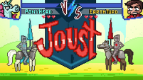 S1e2 round one joust