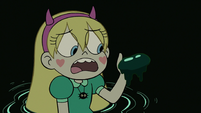 S3E7 Star Butterfly 'oh, boy, that's not good'