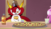 S4E35 Hekapoo 'who let him have soda?'