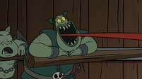 S2E20 Buff Frog laughing triumphantly