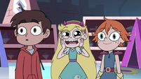 S3E15 Star Butterfly impressed by the knights