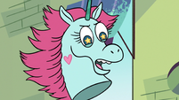 S3E8 Pony Head 'better not be keeping secrets'