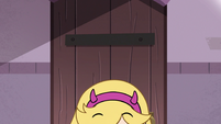 S3E9 Star Butterfly leaning down over the sink