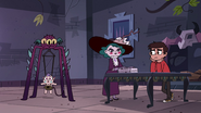 S4E1 Marco and Eclipsa in Meteora's nursery