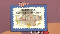 S4E26 Marco's diploma gets all greasy