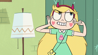S2E40 Star Butterfly 'with perfect little eyes'