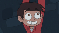 S3E7 Marco Diaz happy to see Buff Frog