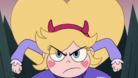 S4E24 Star Butterfly looking determined