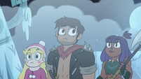 S4E5 Fog surrounds Star, Marco, and Brunzetta