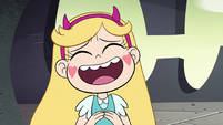S4E34 Star Butterfly laughing at Eclipsa
