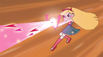 S1E3 Star firing crystal heart daggers