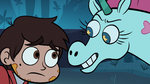 S1e2 pony head smiles to marco