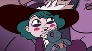 S3E36 Eclipsa 'ice cream for breakfast'