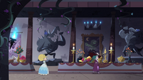 S4E10 Eclipsa walking away from Star Butterfly