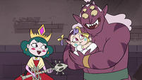 S4E24 Eclipsa and Globgor 'all I wanna do'