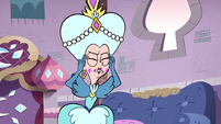 S2E40 Queen Moon getting a headache