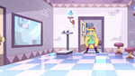 S3E11 Star Butterfly leaving the examination room