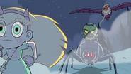 S2E2 Ludo, spider, and eagle pursue Star