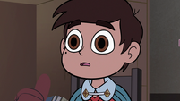 S3E13 Marco Diaz looking very surprised