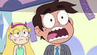 S3E34 Marco freaking out