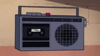 S2E21 Rafael Diaz's radio playing speed metal