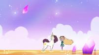 S3E23 Star and unicorn in the Realm of Magic
