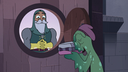 S4E1 Slime touching linens with his face
