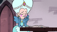 S3E28 Moon denies Eclipsa's offer of coming