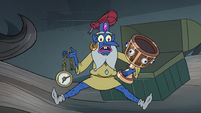 S4E23 Glossaryck 'shopping for antiques'