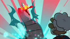 S1E6 Glitter Dragon Escalation