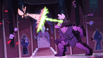 S3E38 Star and Meteora's clash of magic