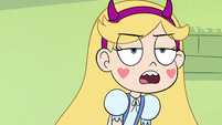 S4E13 Star Butterfly annoyed 'fine'
