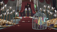 S3E20 Star Butterfly and her friends imprisoned