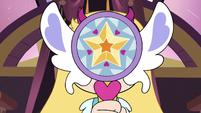 S3E29 Star Butterfly raising her wand