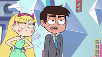S3E34 Marco apologizing for his comment