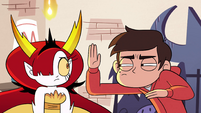 S4E28 Marco takes defensive stance against Hekapoo