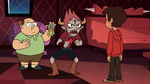 S2E19 Tom angrily snapping at Marco Diaz