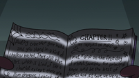 S2E1 Star's journal on chapter 11