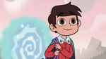 S3E13 Marco Diaz arriving in Mewni