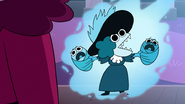 S3E29 Hologram of Eclipsa eating babies