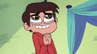 S4E11 Marco crying tears of happiness
