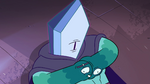 S4E4 Rhombulus' hands are stuck together
