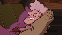 S2E36 Miss Heinous sleeping with Rasticore's arm
