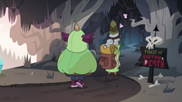 S3E17 Star and Jelly enter the Forest of Certain Death