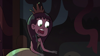 S3E24 Princess Spiderbite worried about Slime