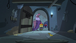 S3E6 Ludo, eagle, and spider enter the dungeons