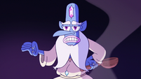 S3E7 Glossaryck 'again, a little insulting'