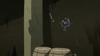 S2E20 Ludo goes flying into the mine wall